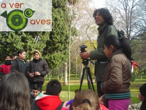 Aver Aves - Javier